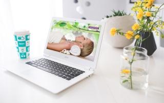 The Original Allure Beaute Website