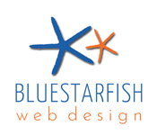 Bluestarfish Web Design Logo